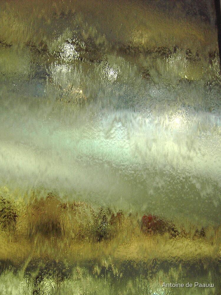 Belrose waterfall 1 by Antoine de Paauw