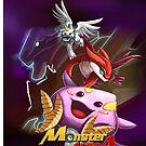 Monster Arena #2 by littlegiant