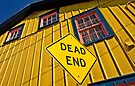 Dead End in Yellow by cclaude