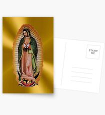 Our Lady of Guadalupe Mexican Favorite Postcards