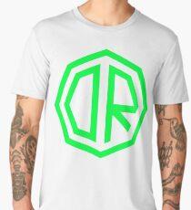 Dr. Octagon Octagynacologist Mowax Logo replica print green Men's Premium T-Shirt