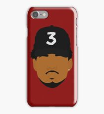 CHANCE -- THE RAPPER iPhone Case/Skin