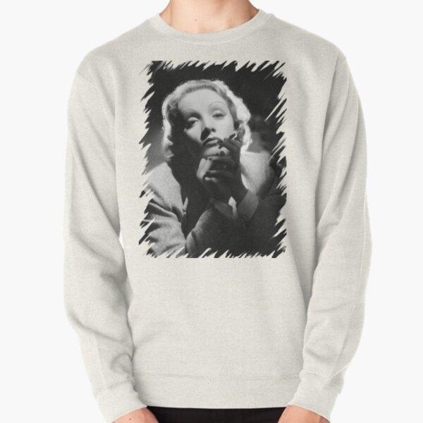 Marlene Dietrich Pullover Sweatshirt