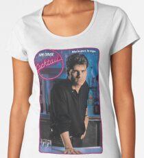 Tom Cruise- Cocktail Women's Premium T-Shirt