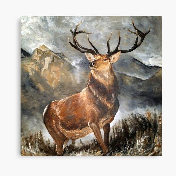 Royalty  Canvas Print