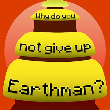 Give Up Earthman by matepaint
