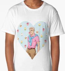 Dream Daddy: Joseph Christiansen Long T-Shirt