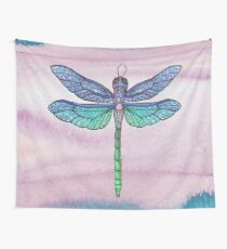 Dragonfly 2 Wall Tapestry