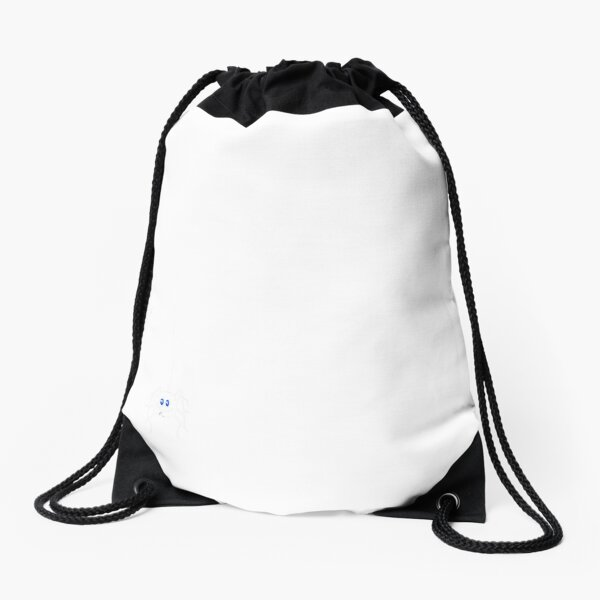 I'm Down For Whatever Unless There's Spiders Drawstring Bag
