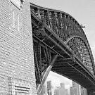 Sydney Harbour Bridge by malcblue