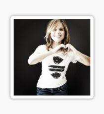 Sophia bush Love is Equal Sticker