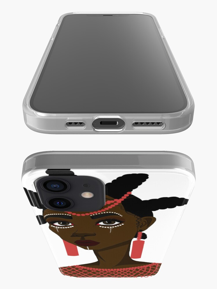 Alternate view of African Igbo woman iPhone Case & Cover