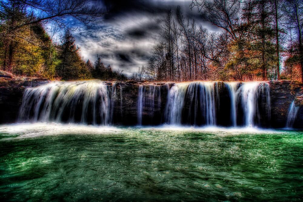 Falling Waters by Scott Ward