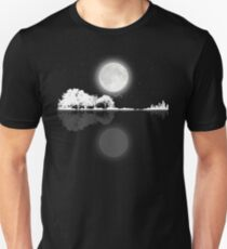 Nature Guitar Night Unisex T-Shirt