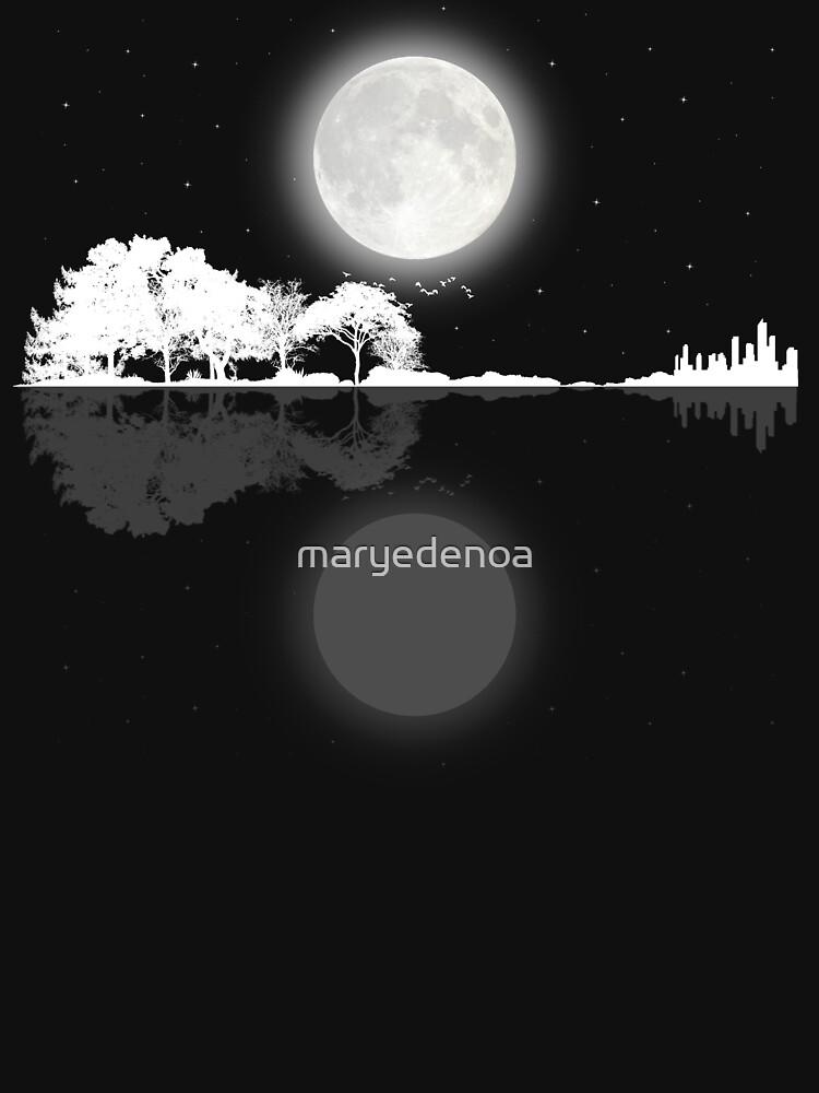 Nature Guitar Night by maryedenoa