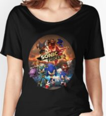 Sonic Forces Women's Relaxed Fit T-Shirt