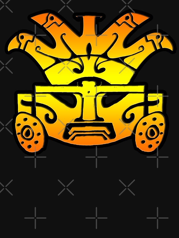 Aztec Warrior by Energetic-Mind