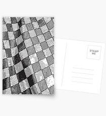 Chessboard Postcards