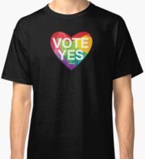 Australia, Vote Yes! Classic T-Shirt