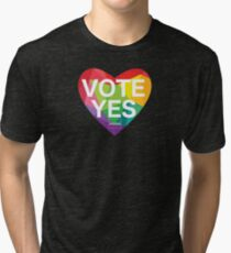 Australia, Vote Yes! Tri-blend T-Shirt