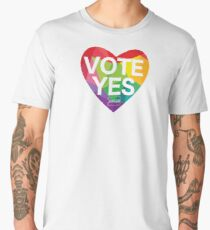 Australia, Vote Yes! Men's Premium T-Shirt