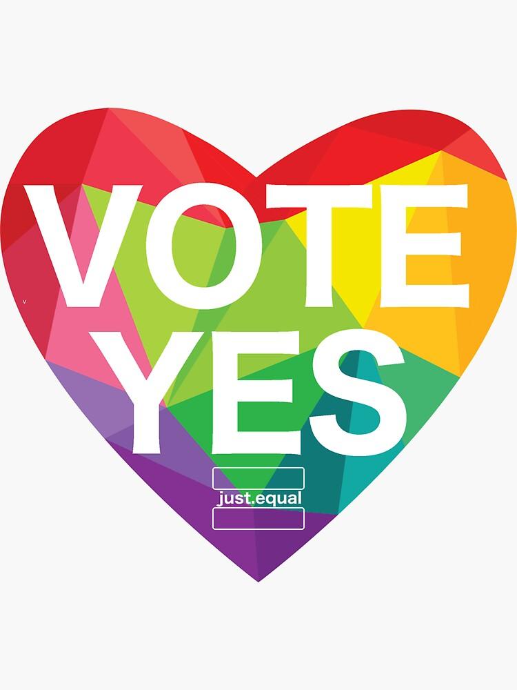 Australia, Vote Yes! by IvanHintonTeoh