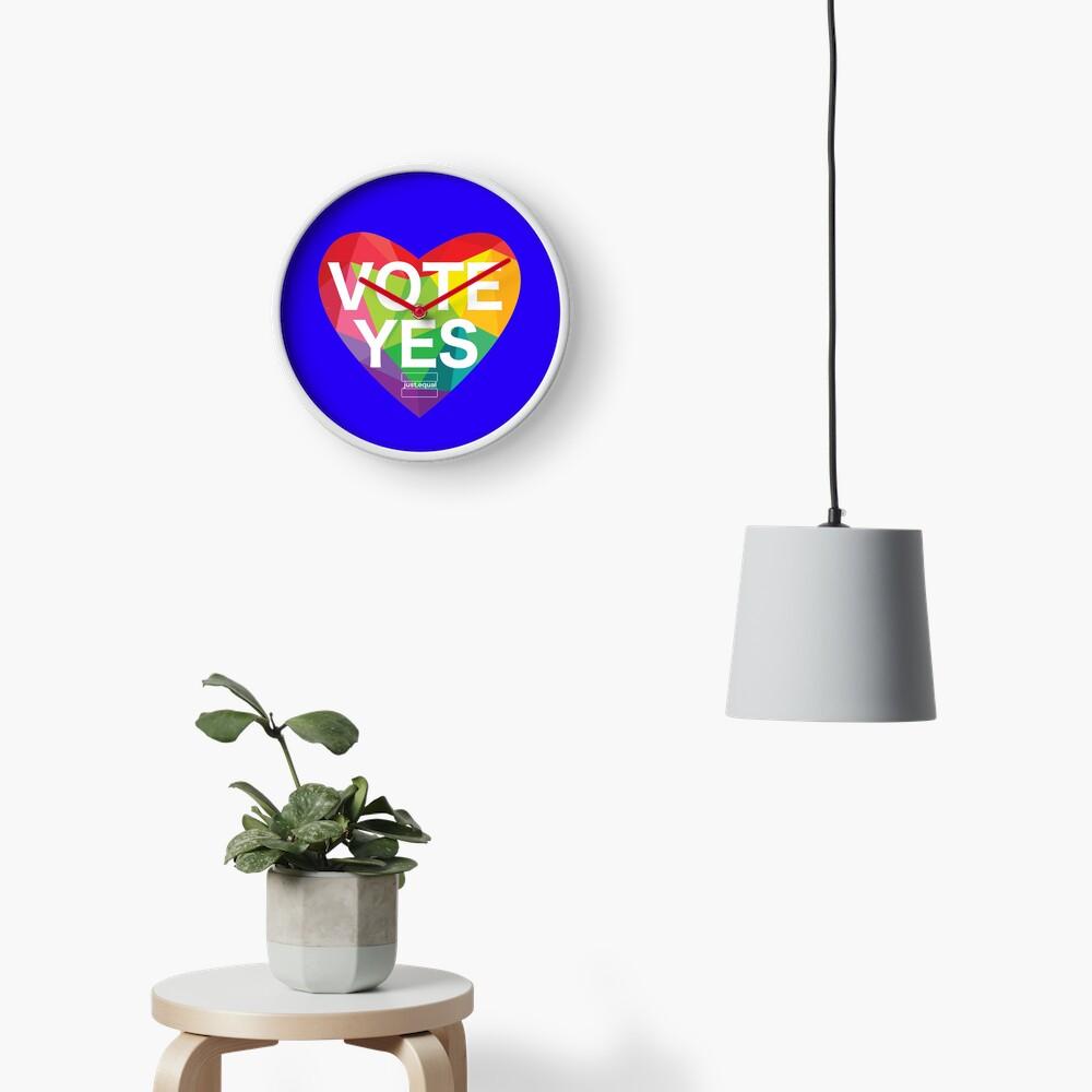 Australia, Vote Yes! Clock