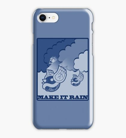 Make It Rain iPhone Case/Skin
