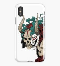 吉光 Yoshimitsu, Leader Of The Honorable Manji Clan iPhone Case/Skin