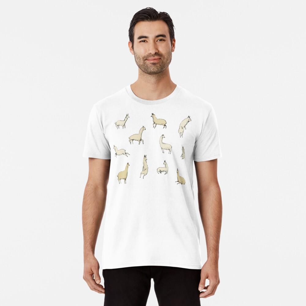 Lamas Premium T-Shirt