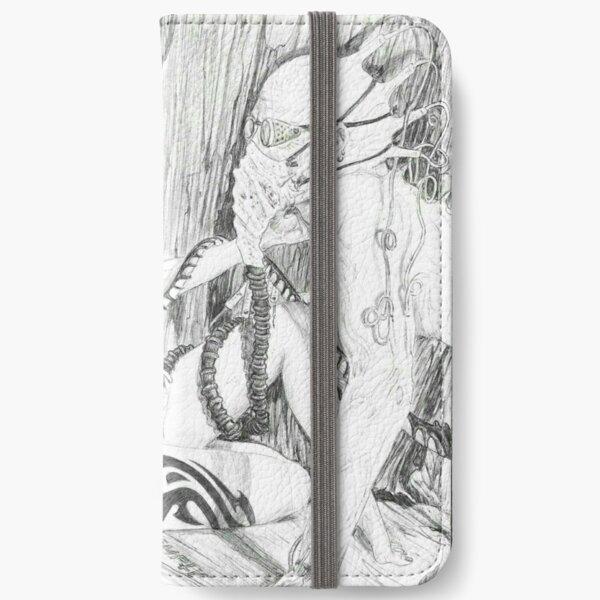 Acid Bath by Empty Jasper  iPhone Wallet
