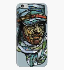 Watchful eye of the foreign legion iPhone Case