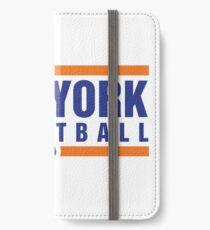 Vinilo o funda para iPhone Baloncesto de Nueva York