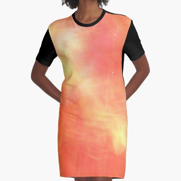 Quasar Graphic T-Shirt Dress