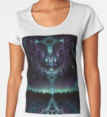 Midnight Aura Women's Premium T-Shirt