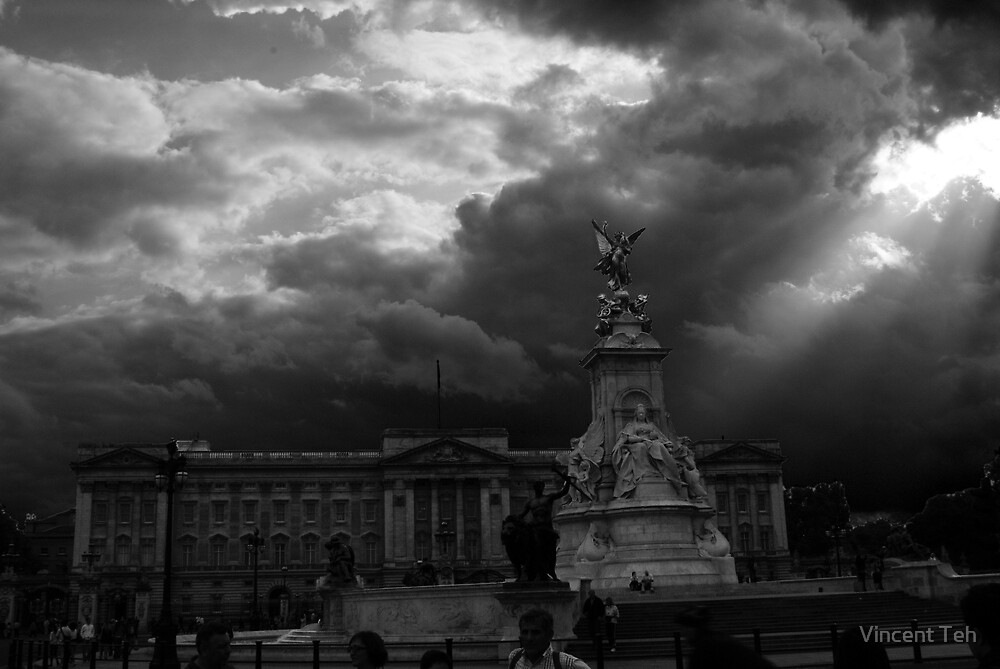 Kingdom Comes by Vincent Teh