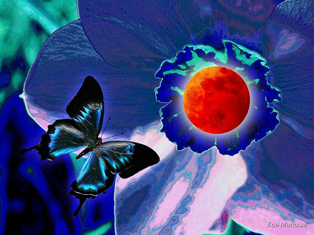 Moon Flower by Zoe Marlowe