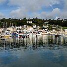 Early Morning Lyme Regis.....Dorset UK by lynn carter