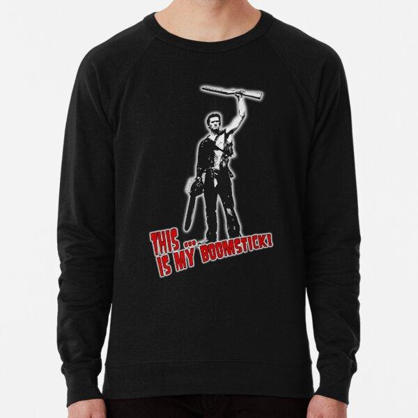 Ash - Evil Dead/Army of Darkness - Boomstick (Updated) Lightweight Sweatshirt