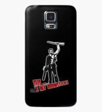 Ash - Evil Dead/Army of Darkness - Boomstick (Updated) Case/Skin for Samsung Galaxy