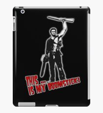 Ash - Evil Dead/Army of Darkness - Boomstick (Updated) iPad Case/Skin