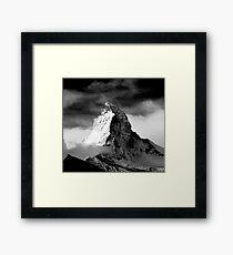 Matterhorn 2 Framed Print