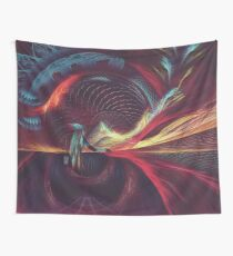 Surreal Reality Wall Tapestry