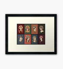 The Saints of Sunnydale Framed Print