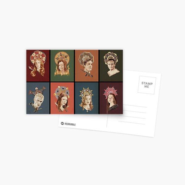 The Saints of Sunnydale Postcard