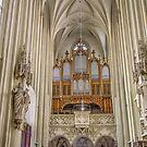 Maria Am Gestade, 1010 Vienna Austria #2 by Mythos57