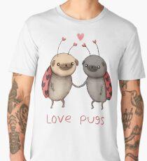 Love Pugs Men's Premium T-Shirt