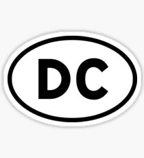 DC Sticker