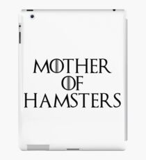 Mother of Hamsters iPad Case/Skin
