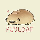 Pugloaf by Sophie Corrigan
